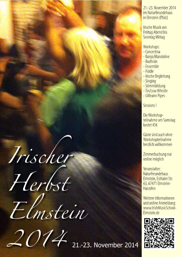 Irischer Herbst Elmstein 2014